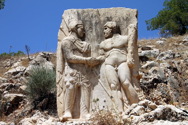 Mithridates and Hercules