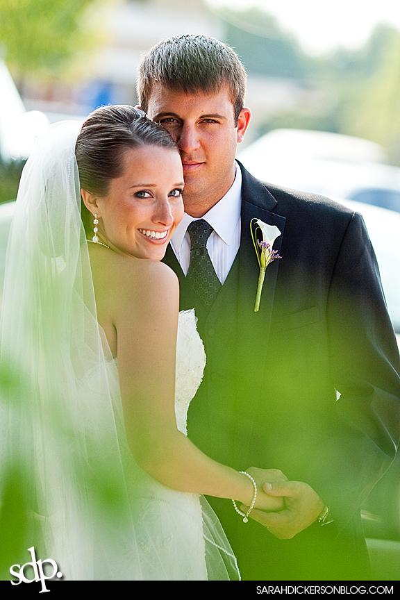 Emporia, Kansas wedding photographs
