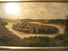 Wasserburg - il dipinto d'epoca