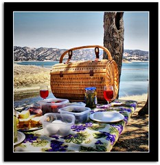 Picnic By The Lake... (scrapping61) Tags: california stilllife picnic searchthebest pyramid chapeau excellent richards legacy tqm netart 2010 lakeberryessa tistheseason swp bellissima artisticphotos norules greatphotographers sirhenry cherryontop imagepoetry goldengallery silentlife anawesomeshot theperfectphotographer asquare scrapping61 squaremagic lapetitegalerie imagesforthelittleprince anthologyofbeauty daarklands finestimages trolledproud crazygeniuses pastfeaturedwinner artnetcomtemporary heavensshots pinnaclephotography heavenlyexcellence
