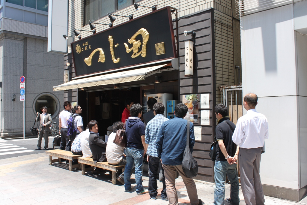 The art of the walk for gastronome in Kanda (76)