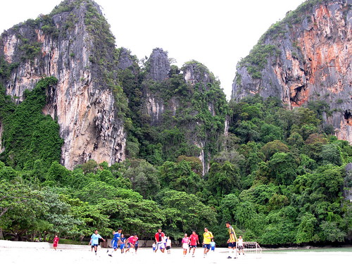 Railay football