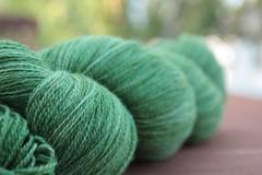 more yarn...