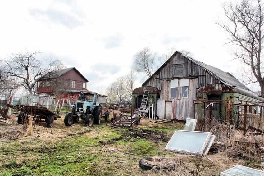 Трактор на Шаман.ру