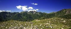 panorama dal Passo Manghen (Anto57 -) Tags: mountains rock montagne stones pietre rocce gmt trentinoaltoadige pasaodelmanghen