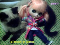 Simon y Uma
