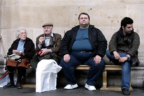 Four People by CGP Grey, on Flickr