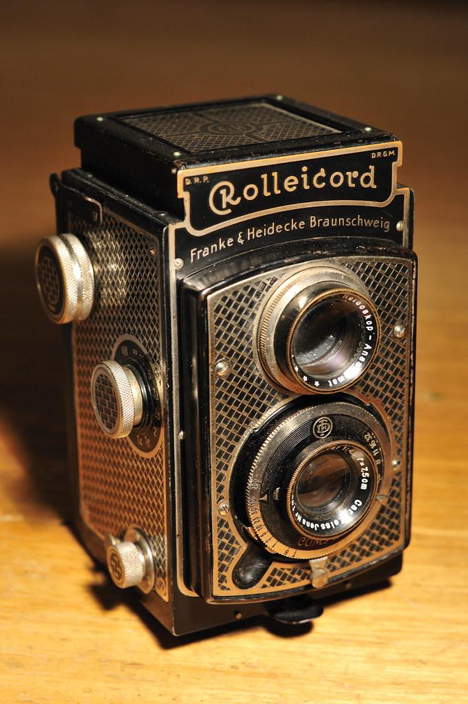 Rolleicord Ia