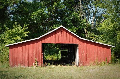 Found: barn