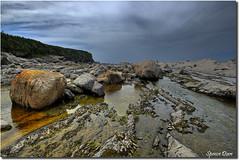 Rough Terrain (Spence D) Tags: newfoundland shoreline northernpeninsula spencedove