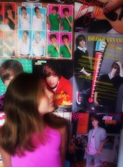 day 8 (~Brooklyn~) Tags: girls posters 365project justinbeiber