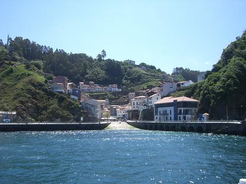 Cudillero dsd puerto