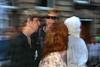 Speeding on the Royal Mile Fringe Fancies PHH Sykes F (1022) (PHH Sykes) Tags: festival edinburgh fringe lsu medea sykes 2010 phh ritualistic fancies purged euripedes wwwphhsykescouk