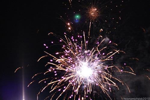 Fireworks @ Ekka