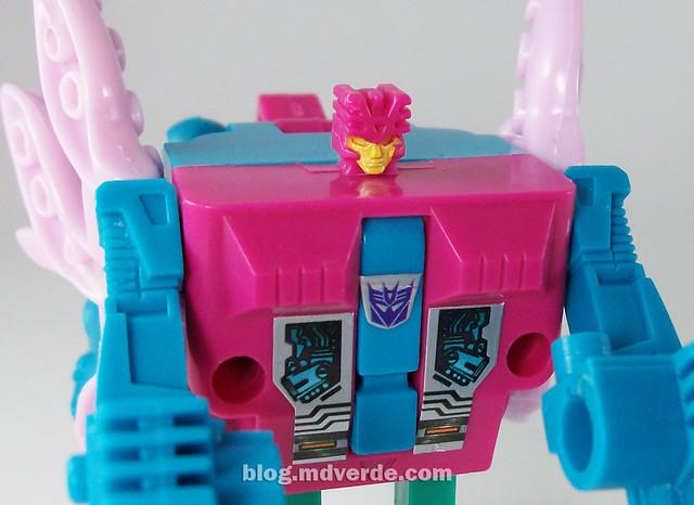 Transformers Tentakill G1 Reissue - modo robot