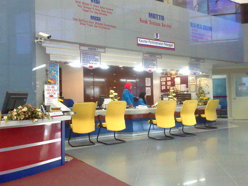 Saya amat kecewa dengan sikap petugas khidmad pelanggan TNB Manjung.