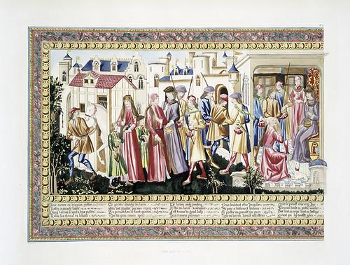 016-Tapiceria del Louvre-Les anciennes tapisseries historiées…1838- Achille Jubinal