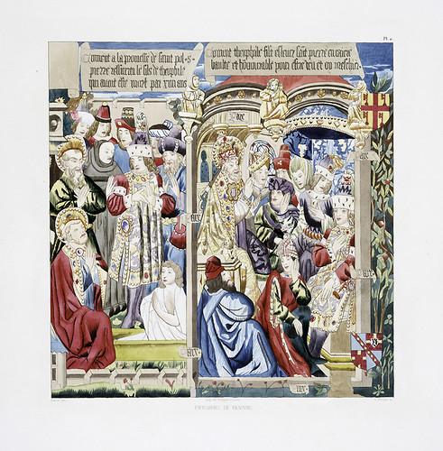 013-Tapiceria de Beauvais-Les anciennes tapisseries historiées…1838- Achille Jubinal