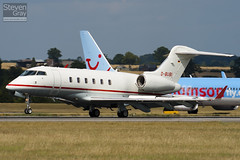 D-BUBI - 20145 - Private - Bombardier BD-100-1A10 - Challenger 300 - Luton - 100811 - Steven Gray - IMG_1300