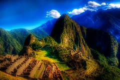 Machu Picchu's Aura