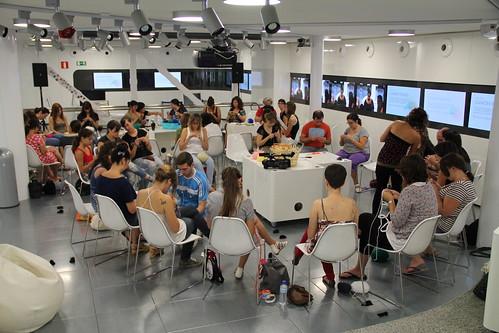 Asistentes al Primer Encuentro Nacional de Amigurumi