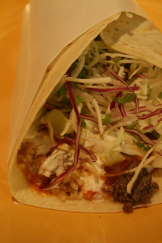 Dos Tacos Burrito