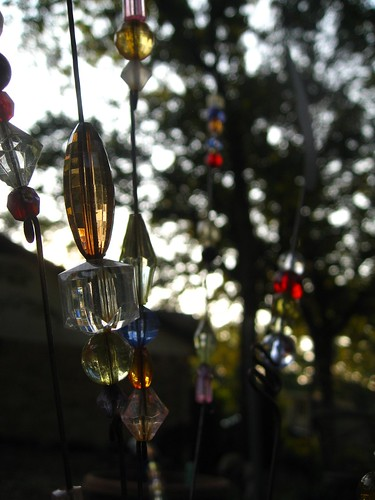 Glass Dangles