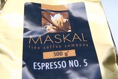 Maskal - Espresso No. 5