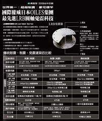 黃金新象:日本LRB免震科技