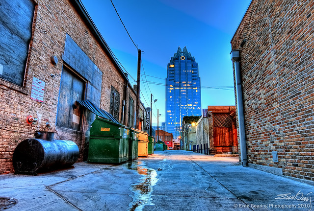 Warehouse District Alley