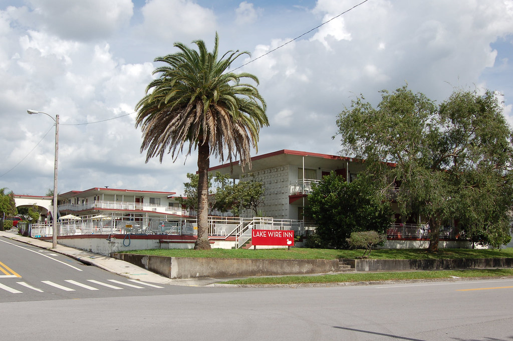 Lake Wire Inn (former TravelLodge) - Lakeland, FL