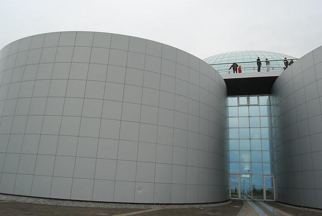 Perlan en Reykjavík