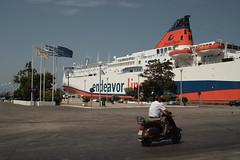Patra port