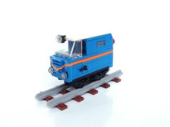 Dm-308 (1) (pitrek02) Tags: lego railway trains gauge narrow pkp gryfice trzebiatow lugpol