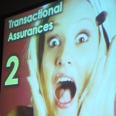 transactional assurances slide