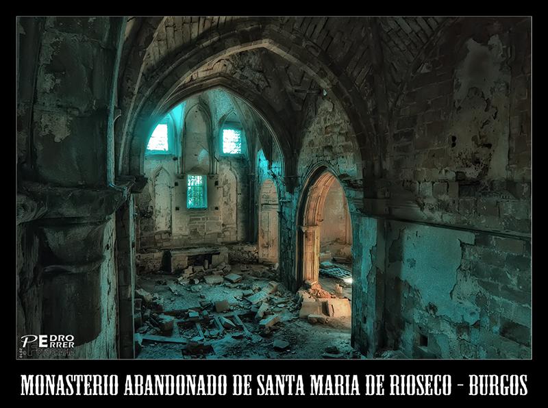 Monasterio cisterciense de Santa Maria de Rioseco - Templo