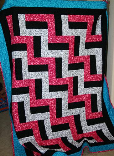 open quilt