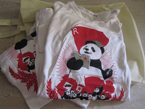 Panda Revolution Original Tee