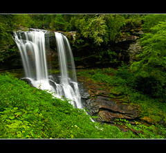 Lush Lines (JLMphoto) Tags: waterfall highlands north dry falls carolina gorge gulch jlmphoto callusaja