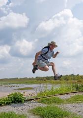964 of 365 (The Goat Whisperer) Tags: portrait lake me self river jump jumping wildlife alabama days more national dork 365 alumni refuge chattahoochee eufaula squink 365days
