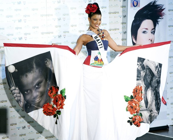 National Costume of Miss Haiti