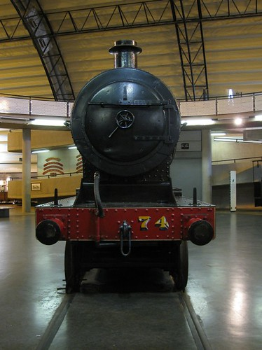 ulster transport museum train