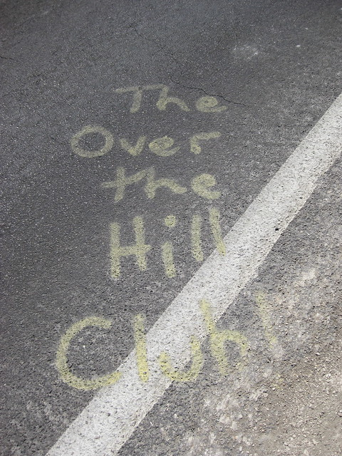 The Over The Hill Club