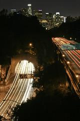 Pasadena freeway (Karol Franks) Tags: losangeles freeway night pasadenafreeway 110 prakrowbridge summer karolfranks aingworth okarol copyrighted bing google karolfranksgmailcom ©2014 pleasedonotuseimageswithoutmypermission ©karolfranks okarolyahoocom