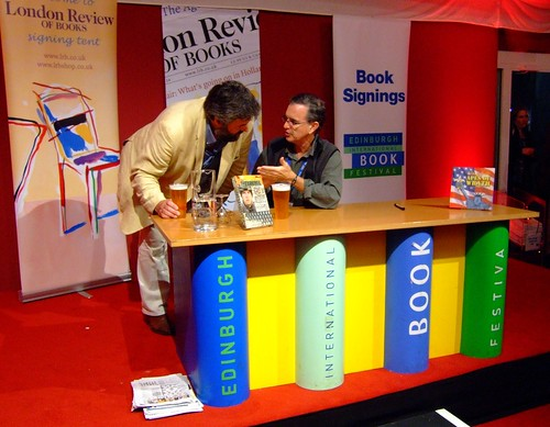 Edinburgh Book Festival 2010 - Garry Trudeau 06