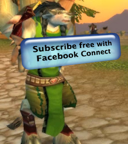 Tauren Facebook Connect