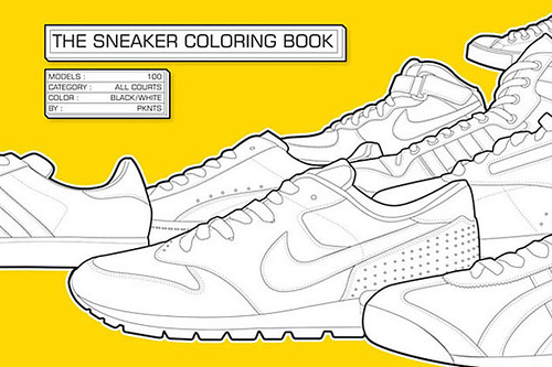 the-sneaker-coloring-book