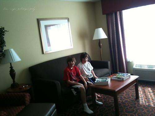 iphone hotel