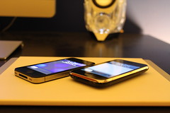 apple phone desire phones iphone htc iphone4 iphone3g... (Photo: Apple Lover on Flickr)