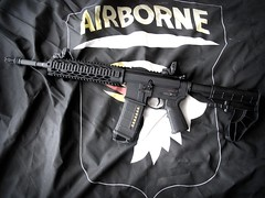 Arizona Armory AR (JaBles D) Tags: arizona gun rifle machine armory airborne billet ar15 firearm 145 yhm magpul duostock
